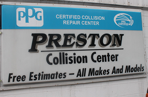 Preston Collision Center