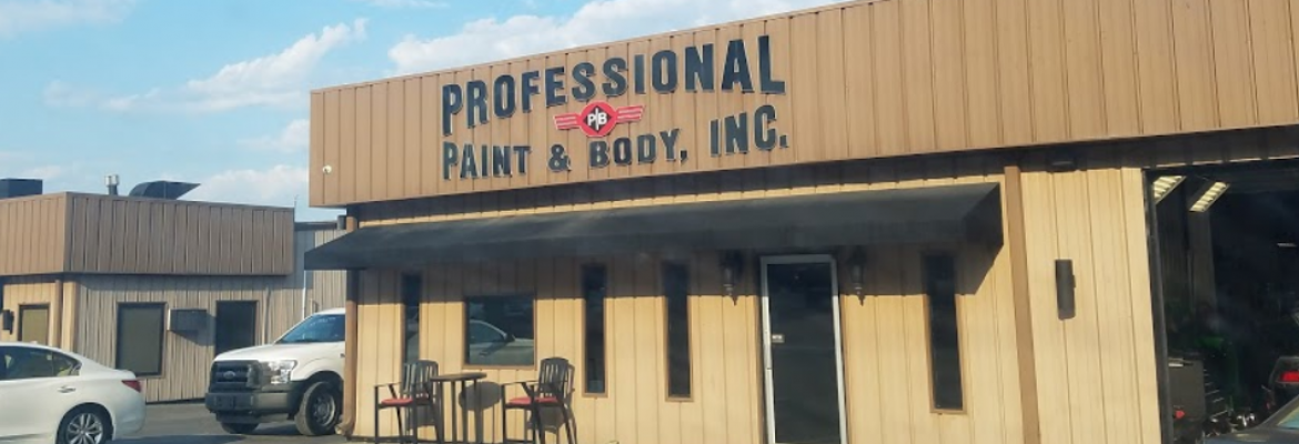 Professional Paint & Body