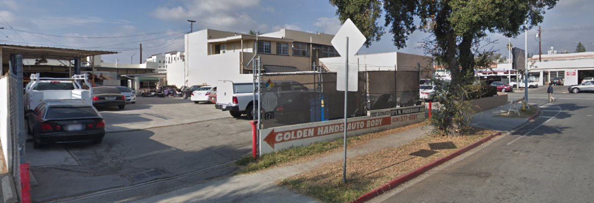 Golden Hands Auto Body Repair