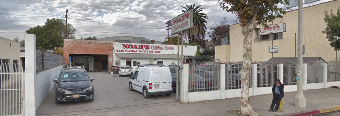 Noah's Collision Center