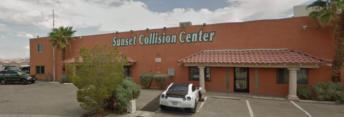 Sunset Collision Center