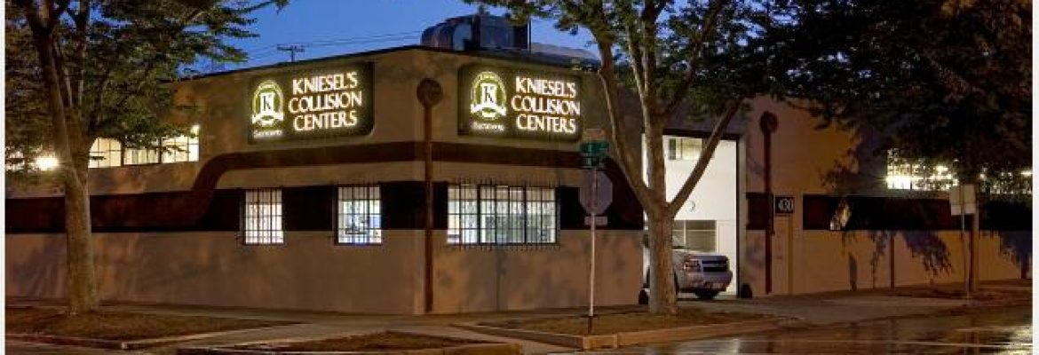 Kniesel Collision – 18th Street location