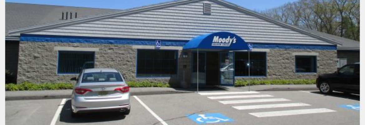 Moody's Collision Center – Portland, ME